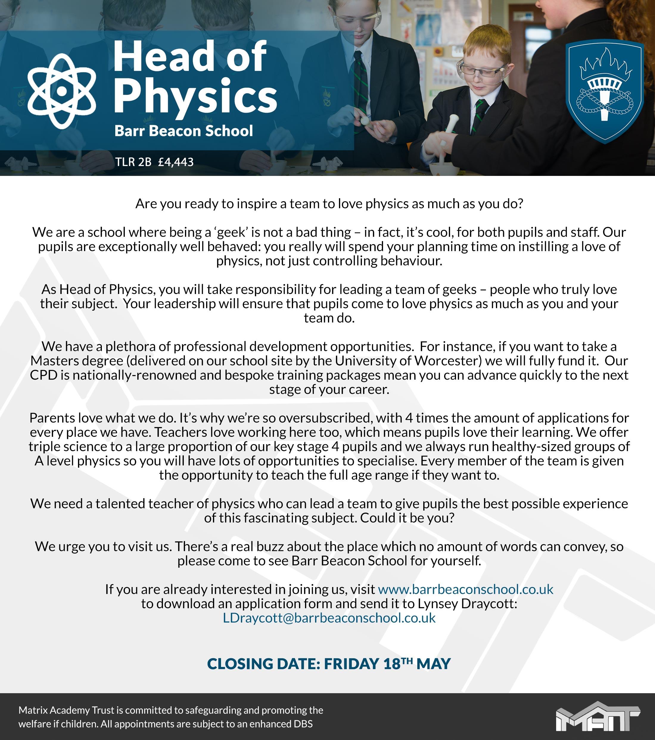 HeadofPhysics Job Application Form Ks on blank generic, free generic, part time,